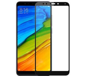 6D টেম্পারড গ্লাস স্ক্রিন প্রটেক্টর for Xiaomi 6A-Black