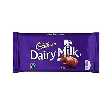 Cadbury Dairy Milk চকলেট