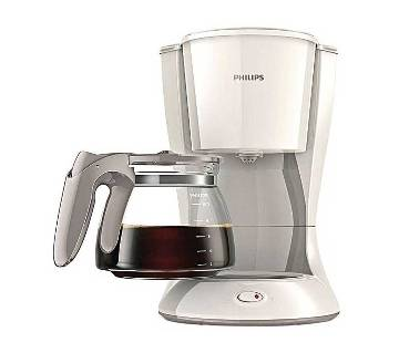 Philips Cofee Maker HD-7457 - White