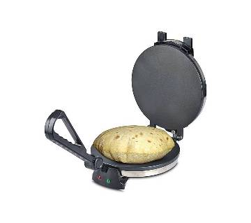 Jaipan Magic Electric Roti Maker - Black and Slive
