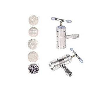 Handheld Noodles Maker - Silver