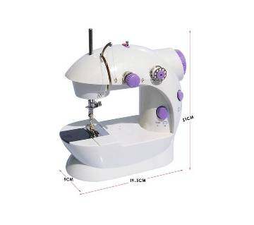 4 in 1 Electric Sewing Machine - White