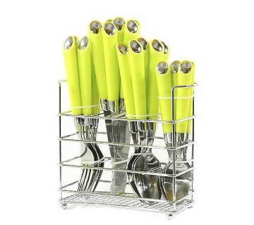 Spoon Set - Lemon