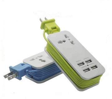 5 in 1 USB ইউনিভার্সাল সকেট (1 pcs)