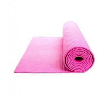 Eco Friendly Yoga Mat 6mm - Pink