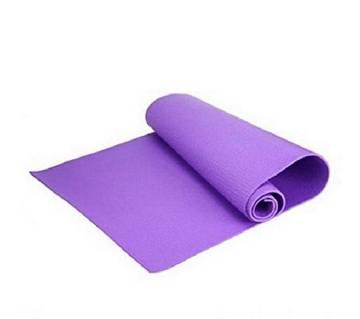 Eco Friendly Yoga Mat 6mm - Purple