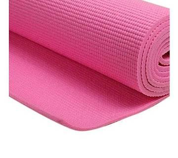PVC Yoga Mat 6mm - Pink