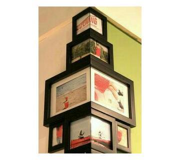 Exclusive design wooden photo frame