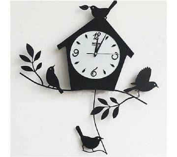 exclusive wall clock with nature