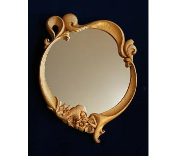 exclusive wooden wall mirror