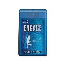 Engage On (Cool Marine) পকেট পারফিউম ফর মেন (India)