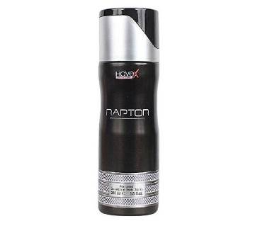 Havex Raptor বডি স্প্রে ফর মেন - ২০০মিলি. (UK)