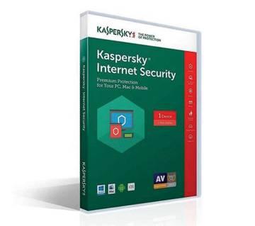 Kaspersky Internet Security 2018 (1PC)