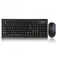 A4 Tech 3000N Wireless Keyboard + Mouse