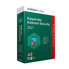 Kaspersky Internet Security 2017 - 3 PC