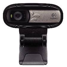 Logitech Webcam C170 - 5MP - Black