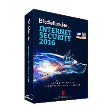 BitDefender 2016 Internet Security PC Only