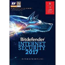 BitDefender Internet Security - 1 user - 1 year