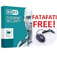 ESET Internet Security - (1 user - 1 year)