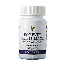 Forever Multi-Maca Supplement - 60 Tablets
