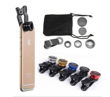 Mobile clip lens