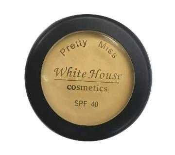 White House pretty miss ফেস পাউডার-Shade-01 USA