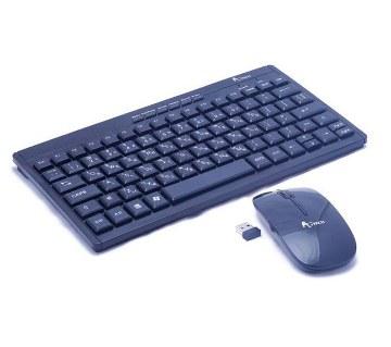 A.Tech 2.4GHz Wireless Keyboard+mouse