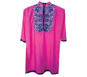 Unstitched Linen Kurti for Women