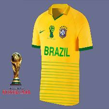 Brazil Home Jersey World Cup 2018 (Copy)