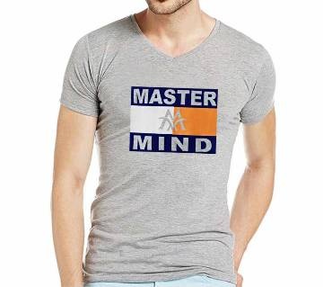 Manz Half Sleeve Cotton T-shirt