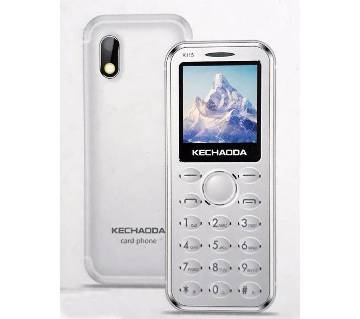 Kechaoda K115 mini card phone