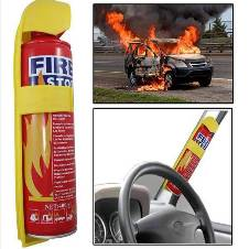 Speedway Fire Extinguisher Fire Stop Spray