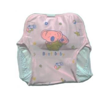 Baby Cloth Diaper - Light Pink
