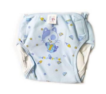 Baby Cloth Diaper - Sky Blue