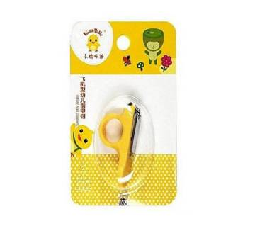 Nail Cutter for Babies - Yellow