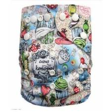 reusable baby cloth diapers pants