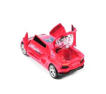 Dream Super Car Open The Door