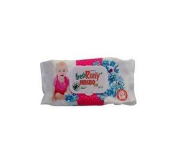 FRESH RUNNY Baby Wipes - 120pcs