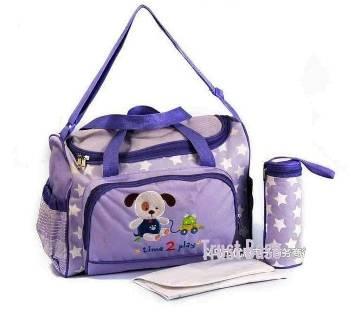 Multi-functional Mother Diaper Bag 2 pic set