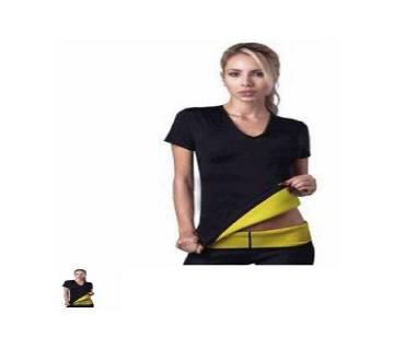 Hot Shapers Unisex Slimming Vest T Shirt