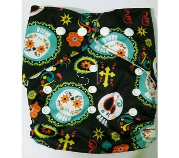 Reusable Baby Cloth Diapers Multi-Color