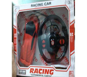 Powerful Racing Car