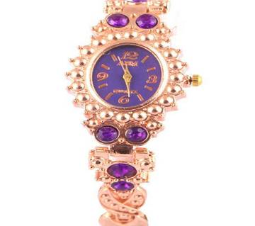 Ladies Stone Setting Wrist Watch