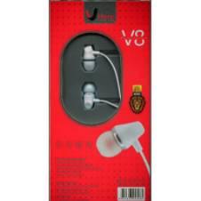 V-8 Soft Earphones