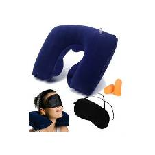 Inflatable Neck Rest Travel Pillows