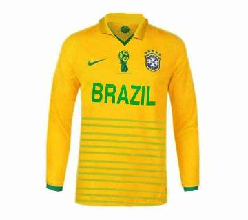 World Cup 2018 Brazil Full-Slew Home Jersey - copy