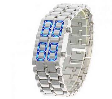 LED Samurai Bracelet Watch - Copy
