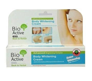 Bio Active Body Whitening Cream