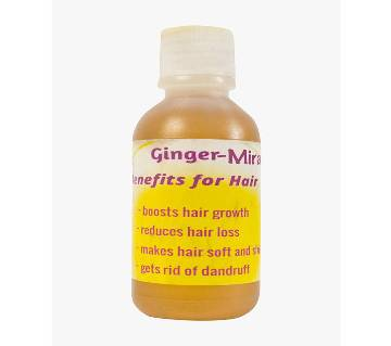 GINGER - MIRACLE HAIR OIL