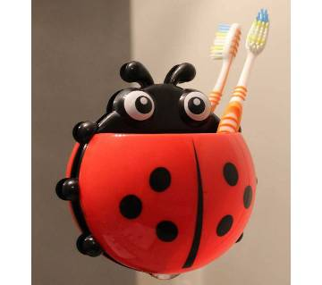 Lady Bug ব্রাশ হোল্ডার